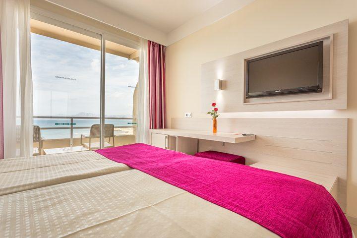 Neu gestaltete Hotelzimmer (2)