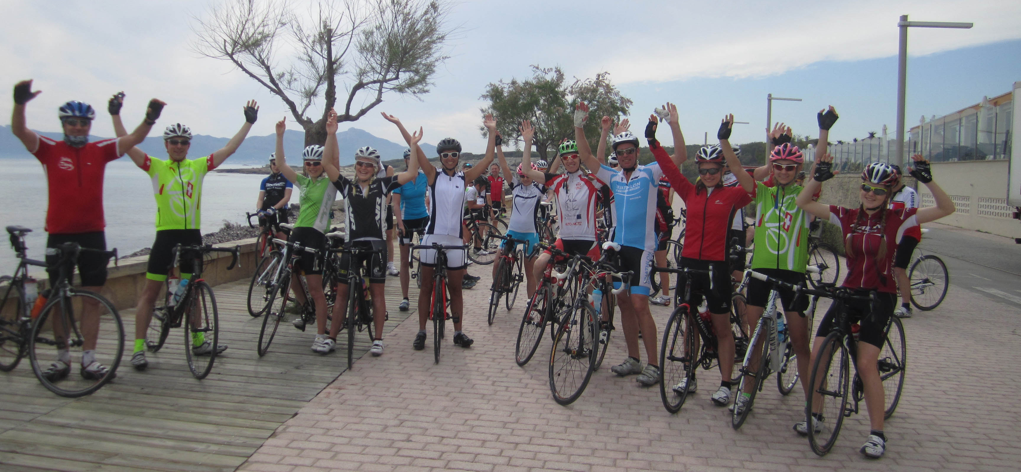 Triathlon Trainingslager Mallorca 2021